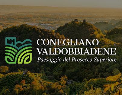 Conegliano Valdobbiadene / Logo Candidatura Unesco