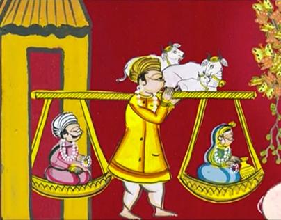 Baat Wahi Hai (Short Animation Film)