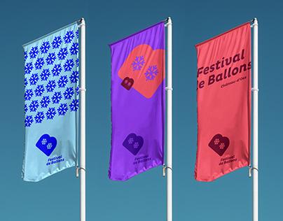 Festival de Ballons Rebranding