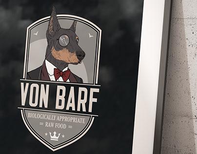 VON BARF Visual identity