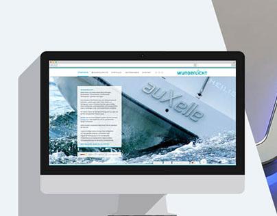 17MEDIA Webdesign → wunderlicht.de