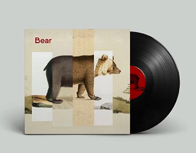 Vinyl cover artwork