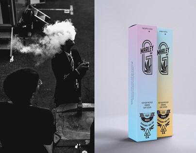 Marlo G - Branding, Packaging design