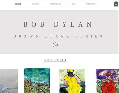 Bob Dylan Art NI