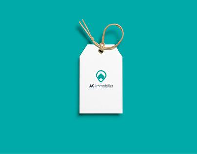 AS Immobilier : un branding marketing