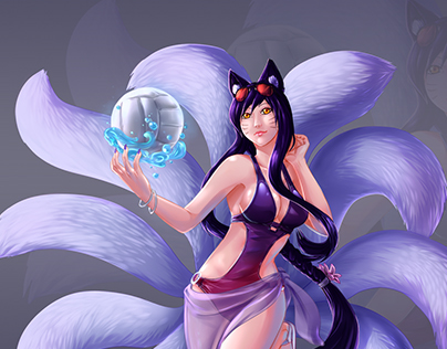 WEEKLY SKIN PROJECT: (League of Legends)