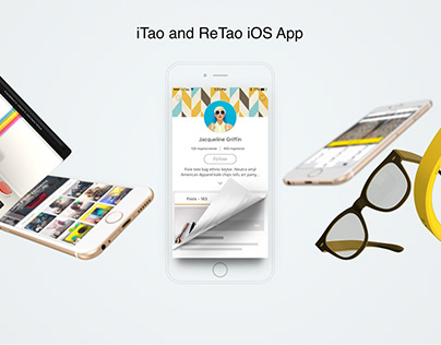 iTao iOS App - AliExpress Shopoholics Social Network