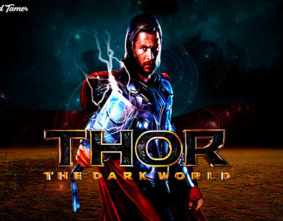 Poster Film Thor