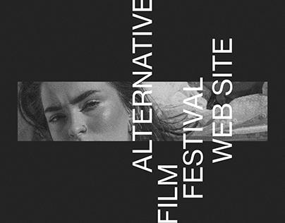 Alternative Film Festival - Web Site