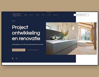 MÈTRE CARRÉ - Branding and Web Design
