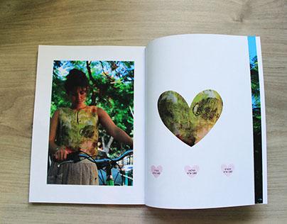 Fashion Catalogue - Bicycle story