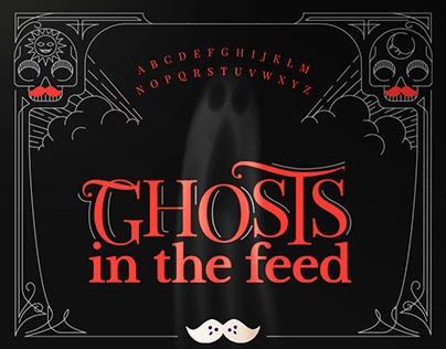 Ghosts in the feed