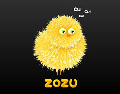 Poussin Zozu Design