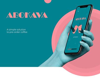 Coffe App for pre-order . Ukraine. Poltava