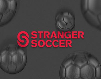 Stranger Soccer Rebrand