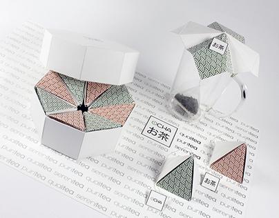 OCHA Tea Packaging
