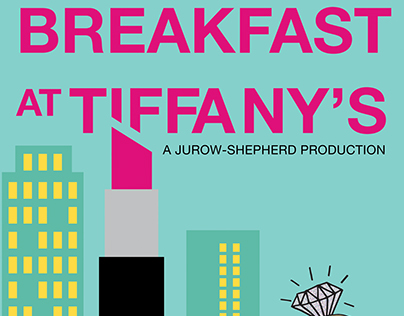 Breakfast at Tiffany's Booklet