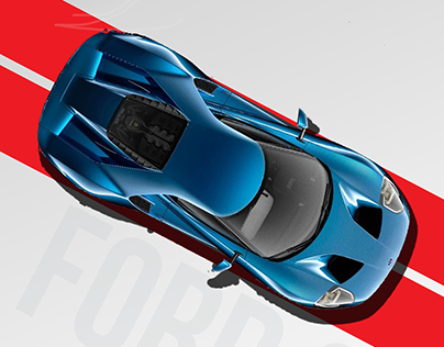 Ford GT Tribute