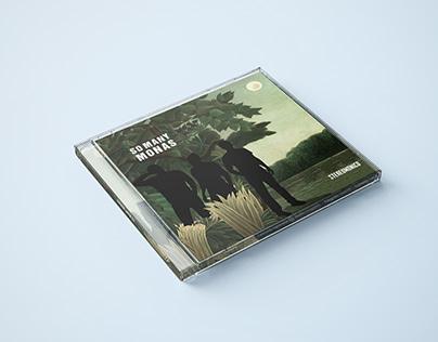 Diseño CD y Libreto - So Many Monas