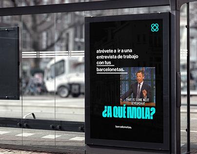 BARCELONETAS /// Dirección Creativa