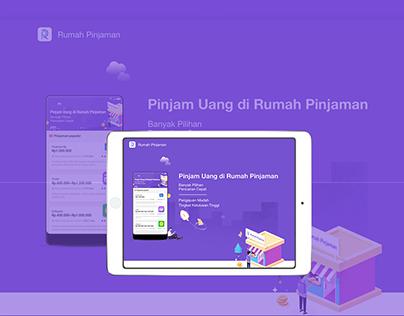 Pinjaman Projects Photos Videos Logos Illustrations And