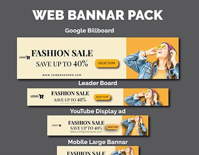 WEB BANNAR