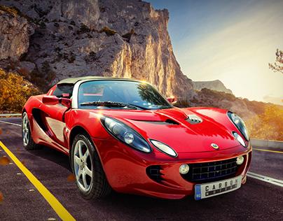 Lotus Elise - custom made by Carbon Motors