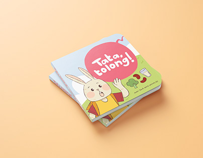 """Tata, Tolong!"" Picture Book"