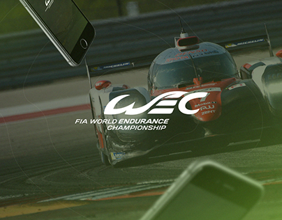 FIAWEC | WEBSITE / LIVE STREAM / TEAM DASHBOARD