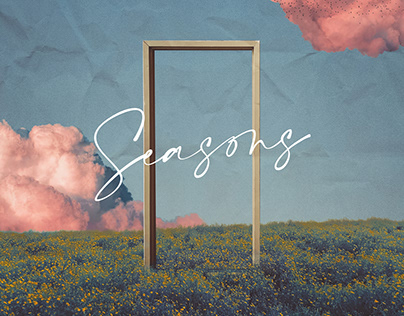 Rad And Kell / Seasons ( album art concept )