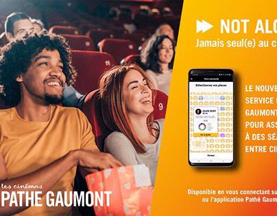 Pathé Gaumont - Not Alone