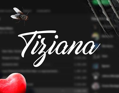 "NeN x Spotify - ""Tiziana"""
