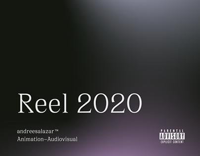Reel Audiovisual — 2020