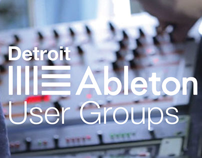 Detroit Ableton User Group