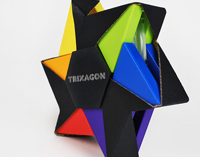 Trixagon Toy Packaging