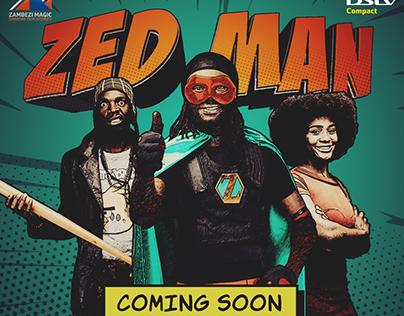 Zed Man - Promo