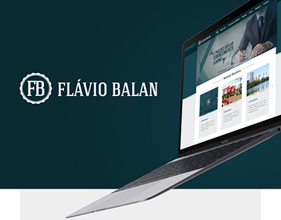 Website - Flávio Balan