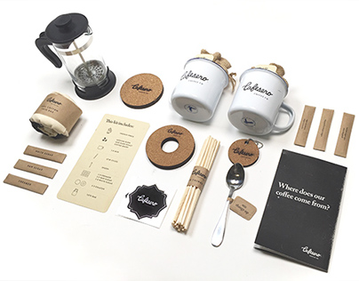 Cafesero Coffee Kit