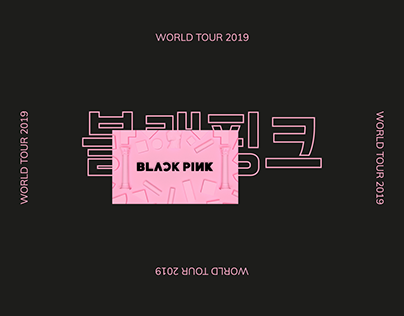 BlackPink World Tour'19
