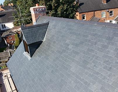 Galex Slate Heritage Grey, 40x25, Nantwich, Cheshire