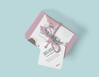 Blush - Baby soap
