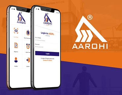 Aarohi Flow & Sales App