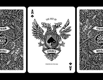 Moirai Playing Cards