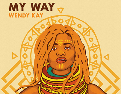 My Way - Album Cover Artwork