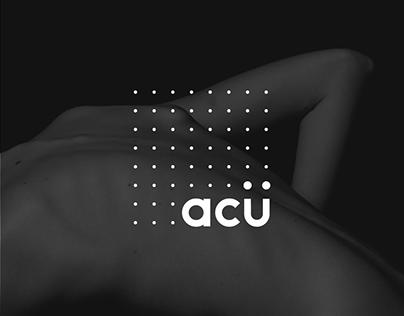 Acü | branding