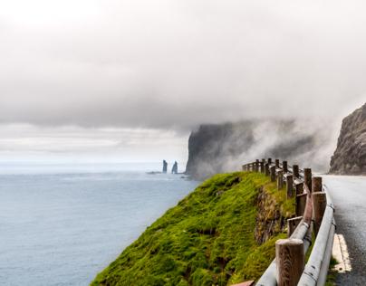 Färöer Insel