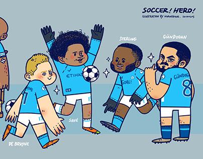 Soccer Hero-Phase II