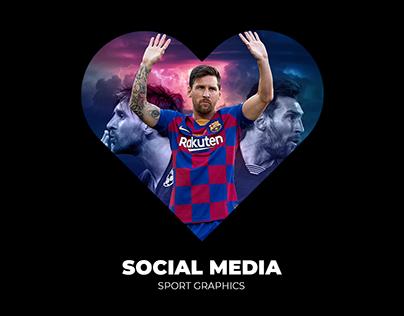 Arena Sport TV | Social media sport graphics