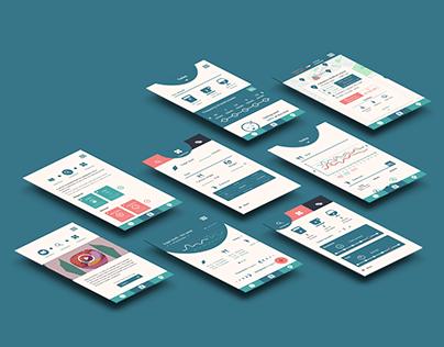 Diabetes Self-management Mobile App