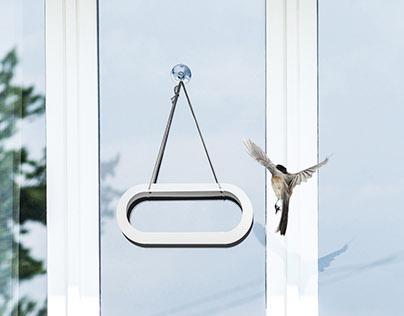 Frame bird feeder for WarehouseBrand.com